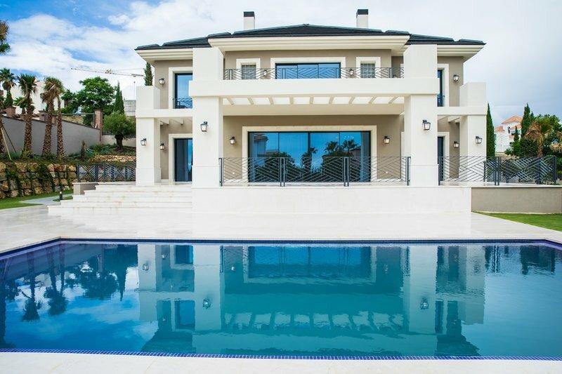 Villa in Benahavís, Andalusia, Spain 1 - 11305313