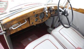 Rolls Royce 25/30 Saloon with Coachwork by Park Ward