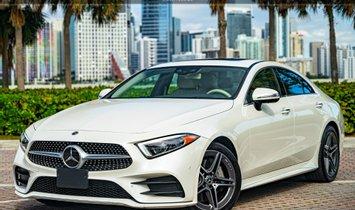 Mercedes-Benz CLS CLS450C4
