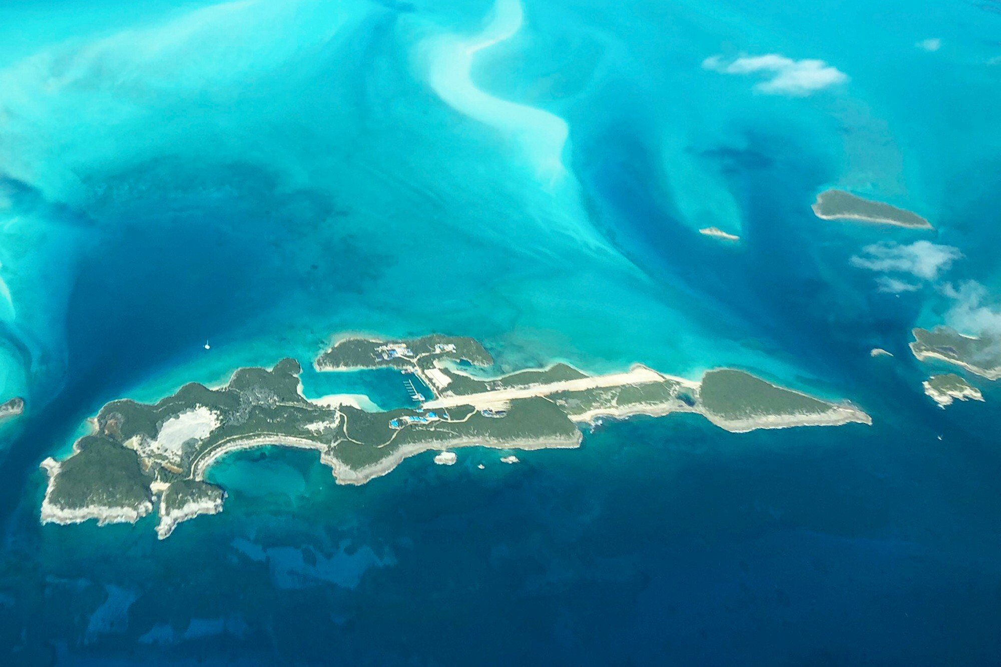Private Island in Black Point, The Bahamas 1 - 11306103