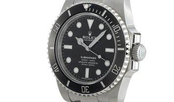 """Rolex Rolex Submariner """"No Date Watch"""" 114060"""