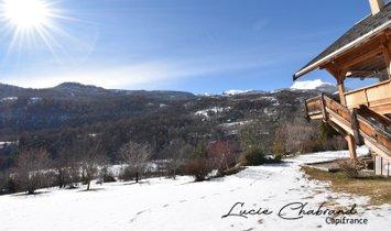 Chalet in Vallouise, Provence-Alpes-Côte d'Azur, Frankreich 1