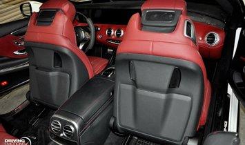 Mercedes-Benz S63 AMG Cabriolet