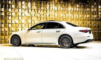 MERCEDES-BENZ S 500 4M LONG MY2021