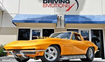 Chevrolet Corvette Coupe Split Window