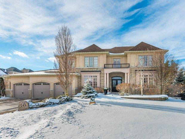 House in Goodwood, Ontario, Canada 1