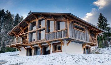 House in Combloux, Auvergne-Rhône-Alpes, France 1