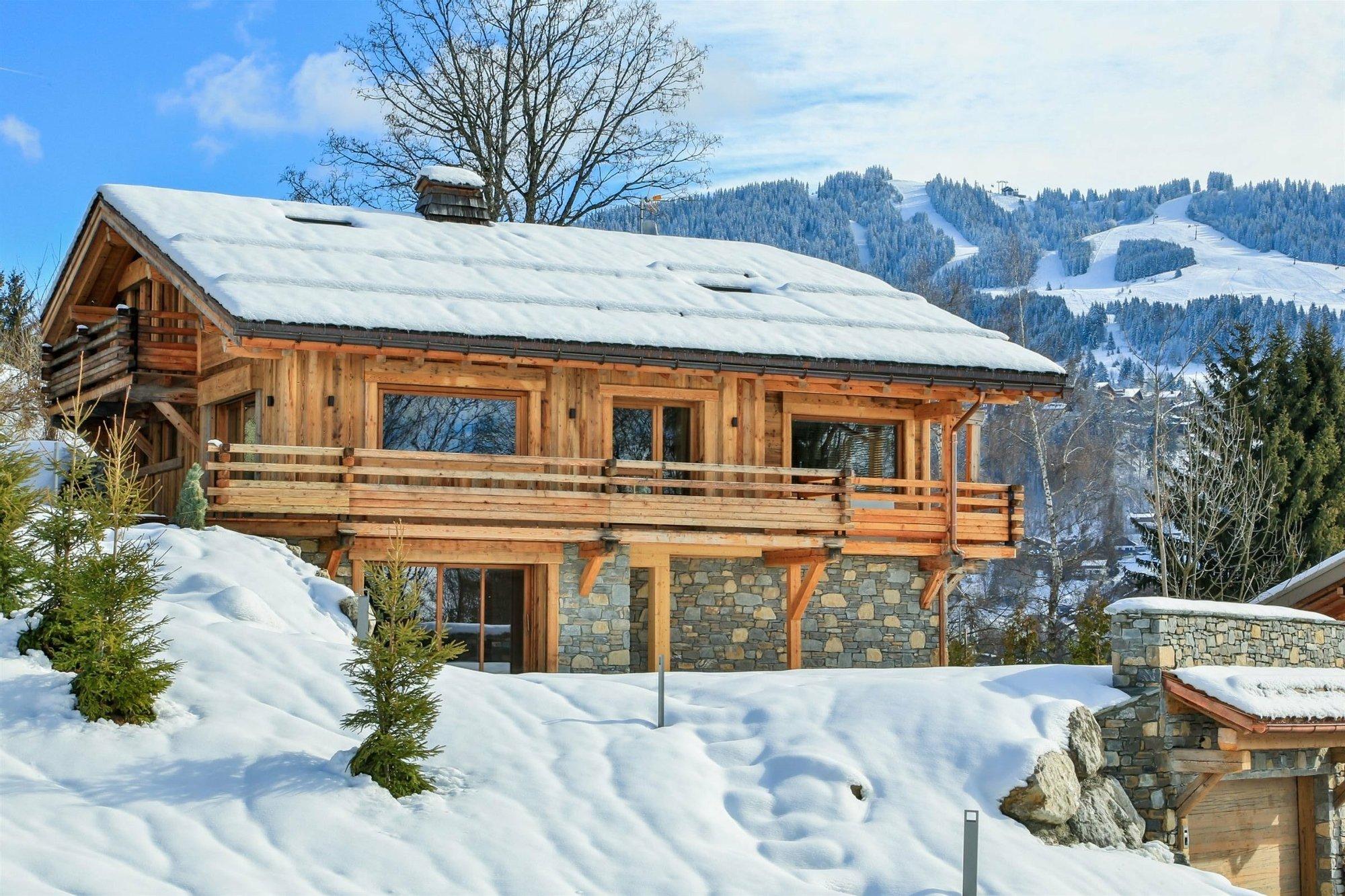 House in Megève, Auvergne-Rhône-Alpes, France 1