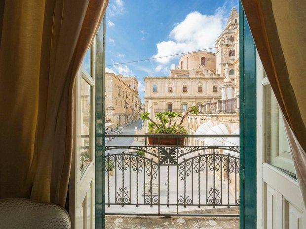 House in Noto, Sicilia, Italy 1