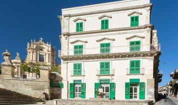 House in Modica, Sicilia, Italy 1