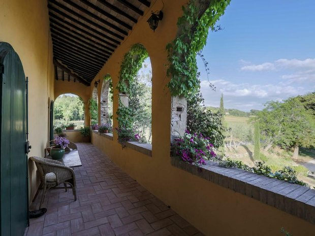 Land in Pienza, Tuscany, Italy 1