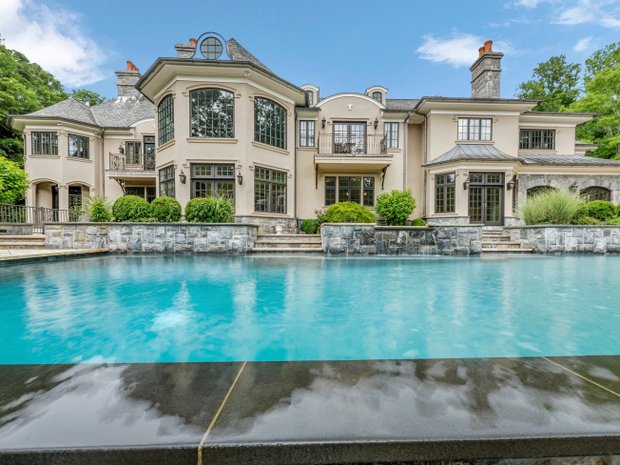 House in Armonk, New York, United States 1
