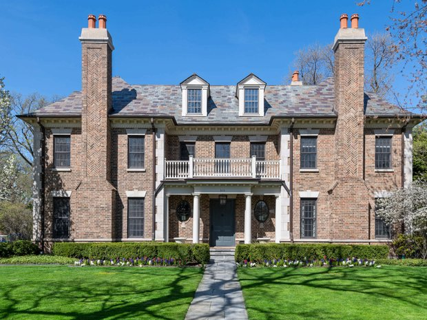 House in Kenilworth, Illinois, United States 1