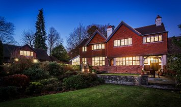 House in Haslemere, England, United Kingdom 1