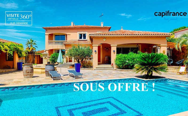 Villa in Sussargues, Occitanie, France 1