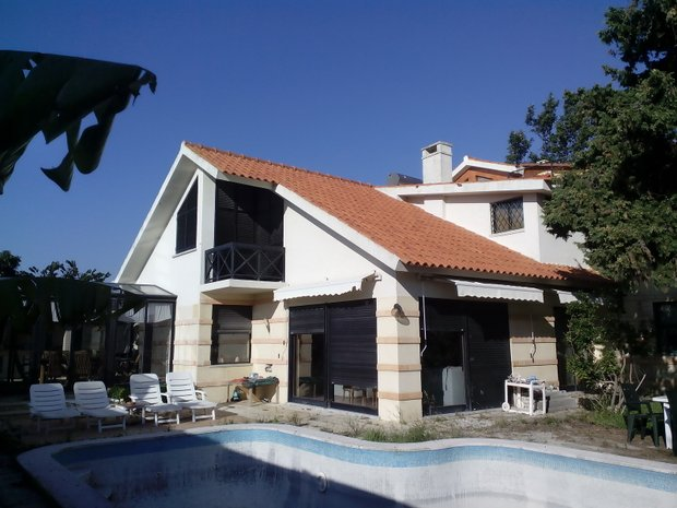 House in Parede, Lisbon, Portugal 1
