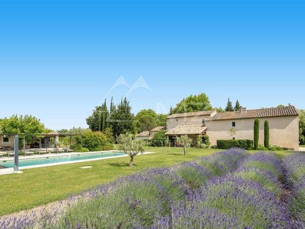 House in Saint-Andiol, Provence-Alpes-Côte d'Azur, France 1