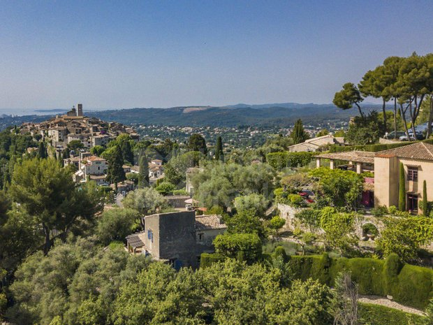 Villa in Saint Paul de Vence, Provence-Alpes-Côte d'Azur, France 1