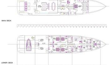 Ocean Classic Navigator 45M Super Yacht 2021
