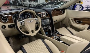 2018 Bentley GTC V8 S