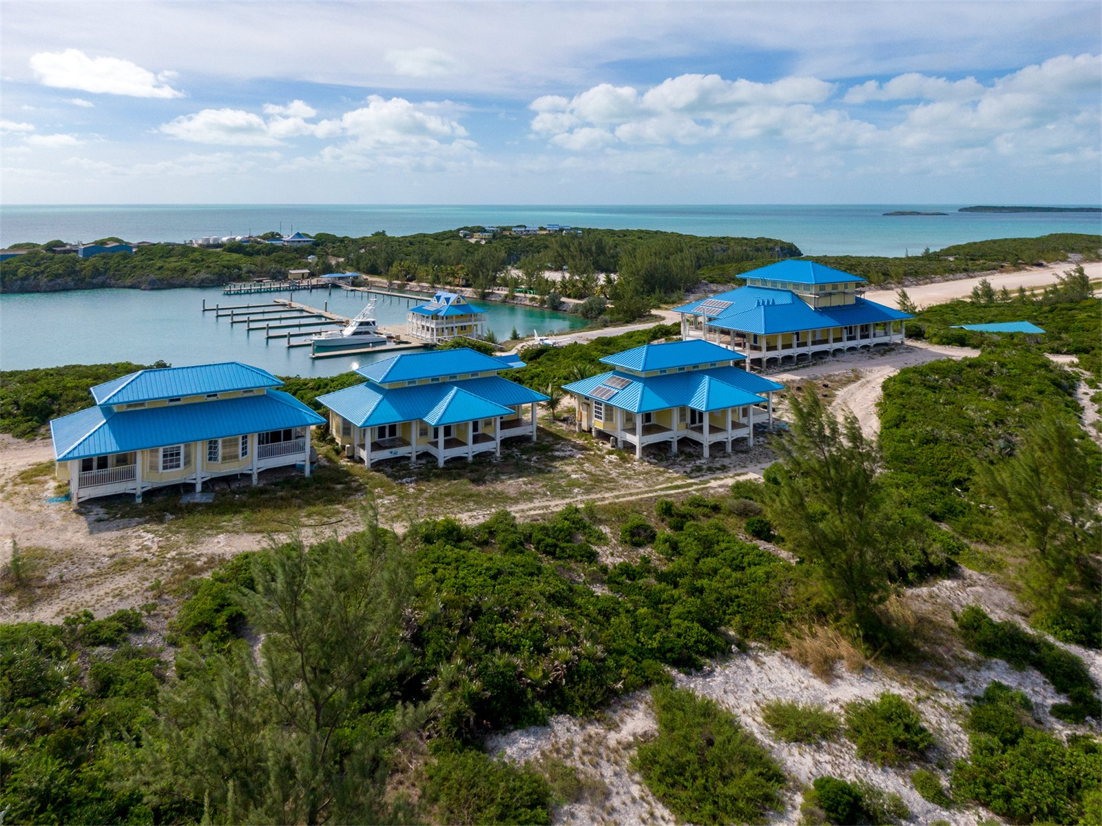 Private Island in Farmer's Hill, Exuma, The Bahamas 1