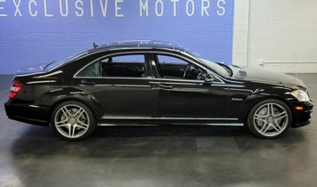 2008 Mercedes-Benz S-Class S 63 AMG Sedan 4D