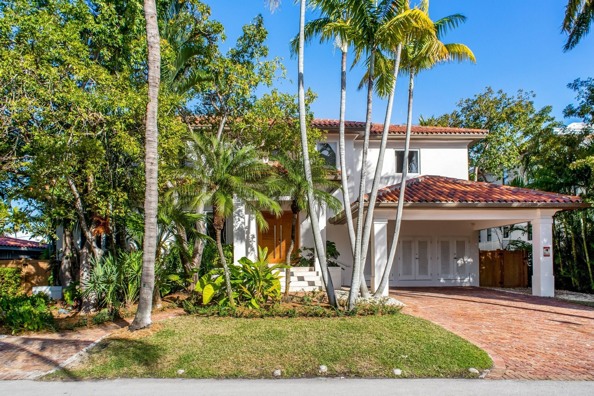 House in Key Biscayne, Florida, United States 1