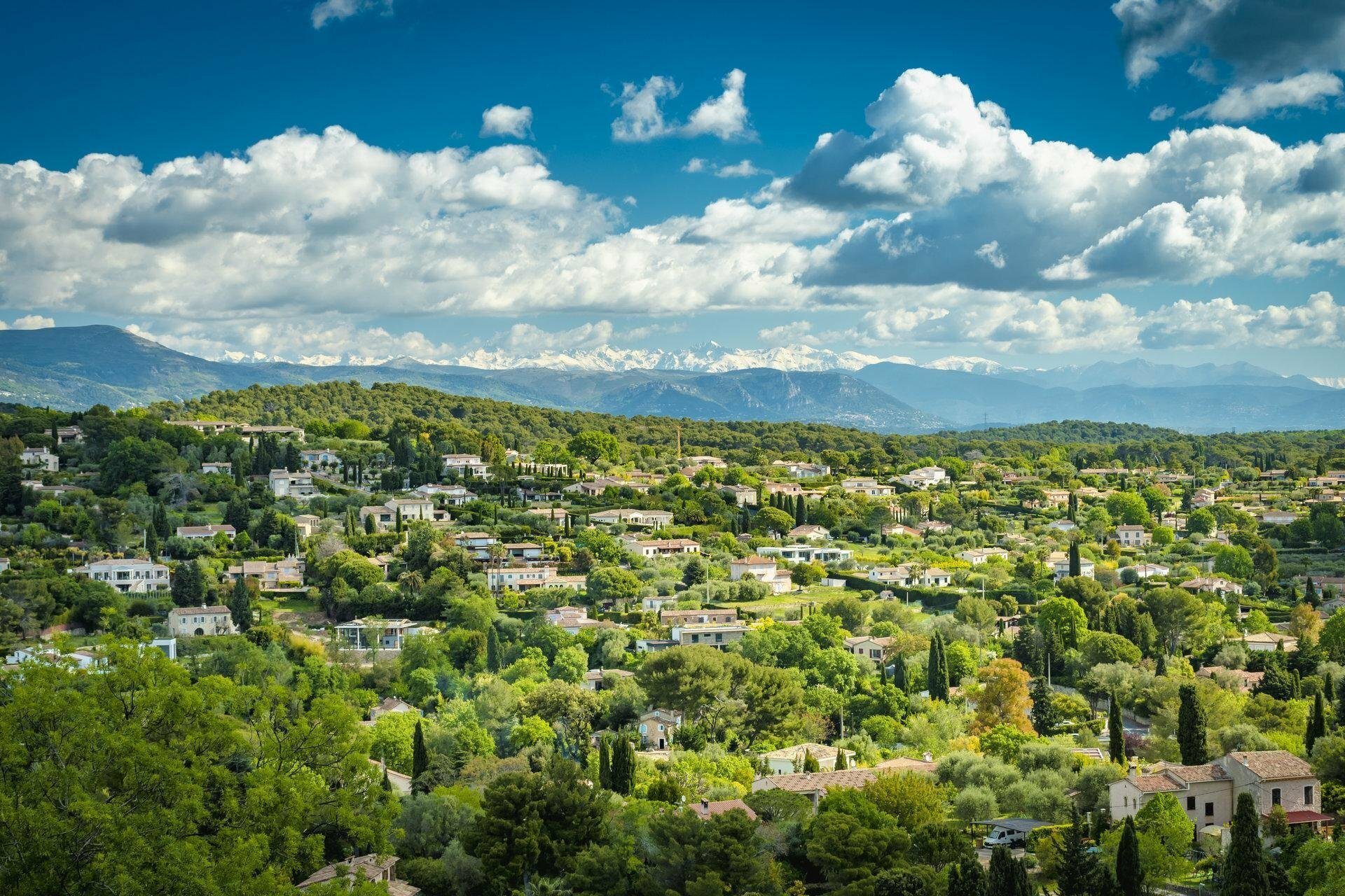 Land in Mougins, Provence-Alpes-Côte d'Azur, France 1