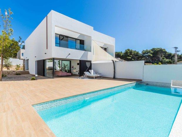 Villa in Moraira, Valencian Community, Spain 1