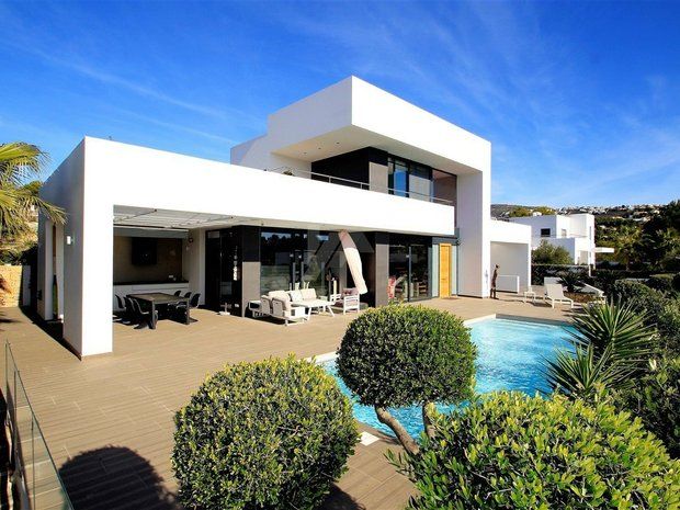Villa in Moraira, Valencian Community, Spain 1