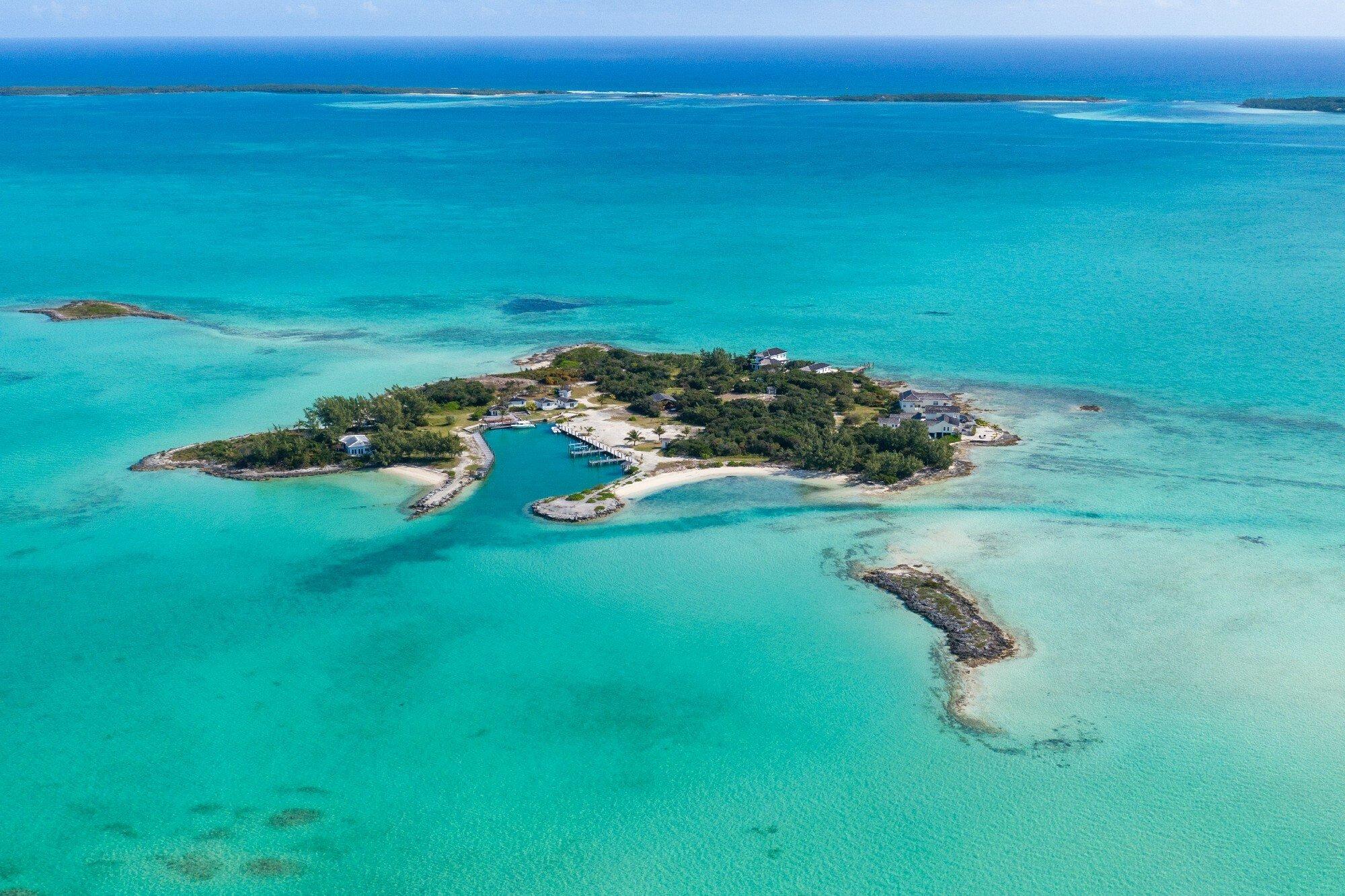 Частный остров в Багамы 1 - 11332953