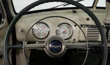 1951 Chevrolet 3100 5 Window Custom RestoMod