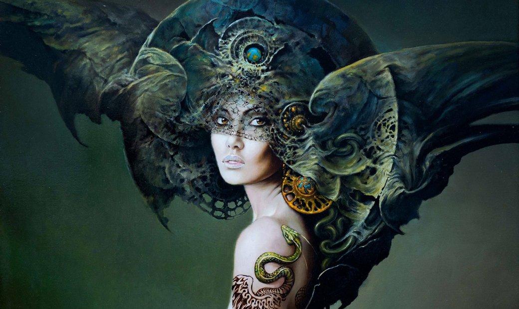 STIGMA by Karol Bak
