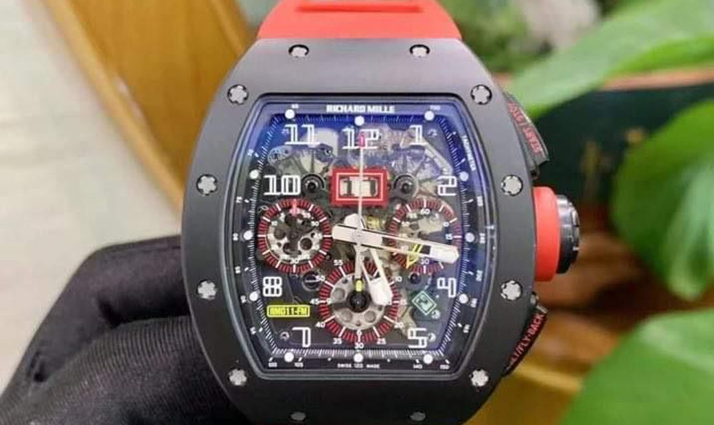 Richard Mille [WATCH ONLY] RM 011 Carbon Watch