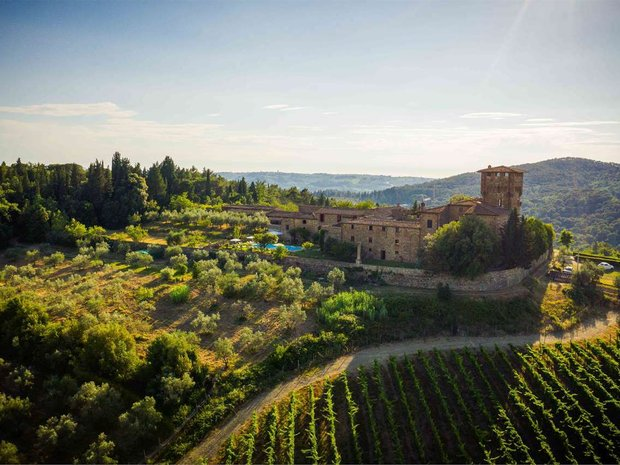 Chateau in Impruneta, Tuscany, Italy 1