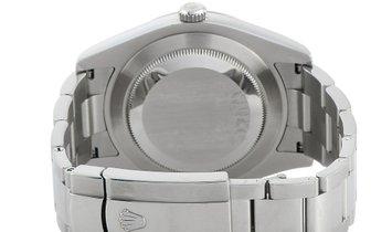 Rolex Rolex Oyster Perpetual Datejust II 41 mm Oystersteel Roman Numeral Watch 116334