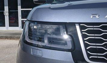 Land Rover Range Rover 5.0L V8 Supercharged