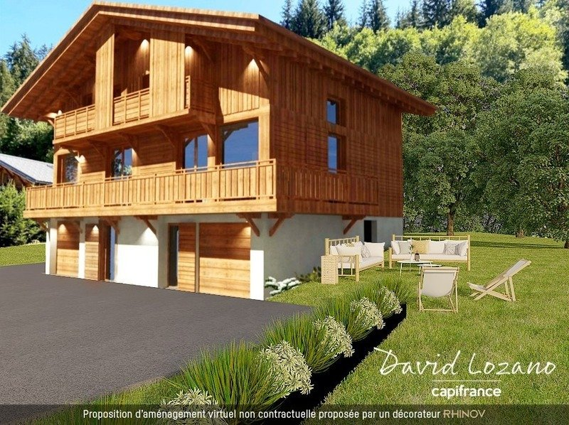 Chalet in Praz-sur-Arly, Auvergne-Rhône-Alpes, France 1
