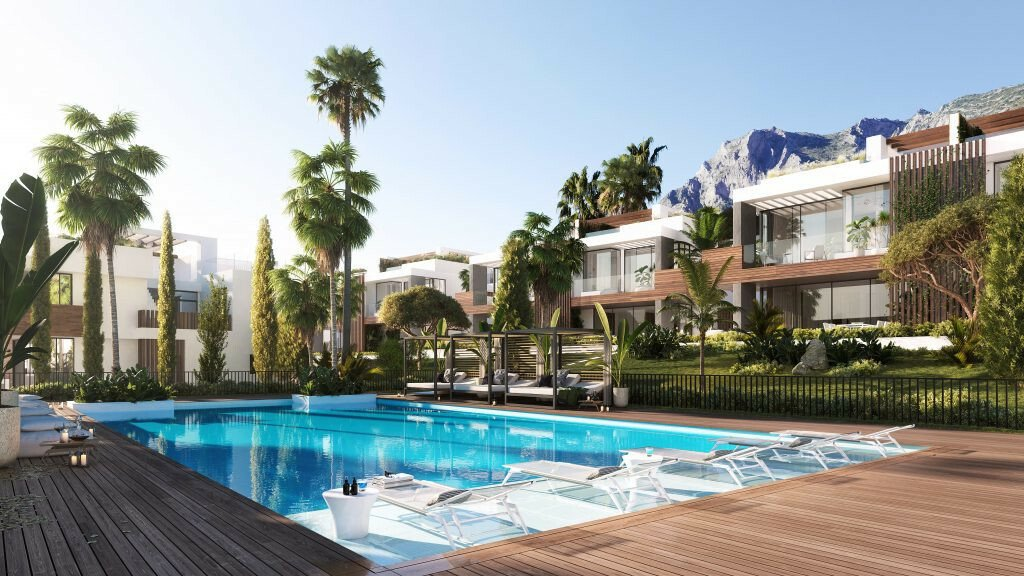 Villa in Marbella, Andalusia, Spain 1 - 11336488