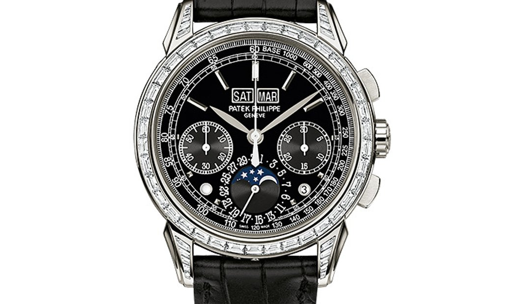 PATEK PHILIPPE GRAND COMPLICATIONS PERPETUAL CALENDAR 5271P-001