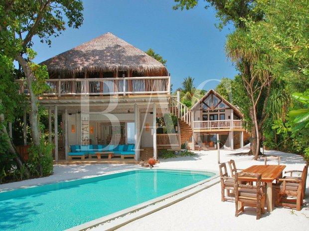 Villa in Machangolhi, Male, Maldives 1