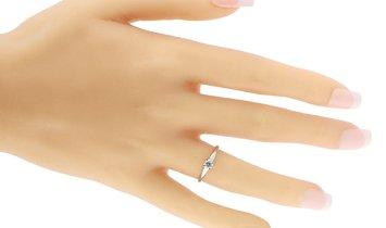 Tiffany & Co. Tiffany & Co. Platinum 0.29 ct Lucida Diamond Engagement Ring