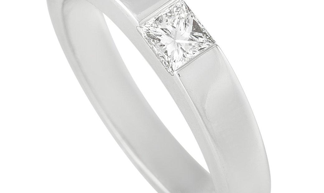 Cartier Cartier 18K White Gold 0.25 ct Diamond Ring