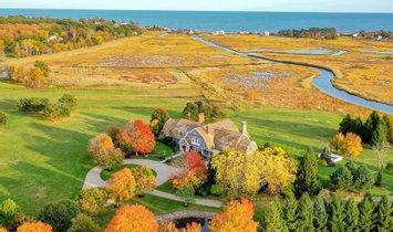 Фермерское ранчо в Север Хамптон, Нью-Хэмпшир, Соединенные Штаты Америки 1