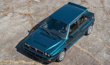 1992 Lancia Delta Integrale Evoluzione
