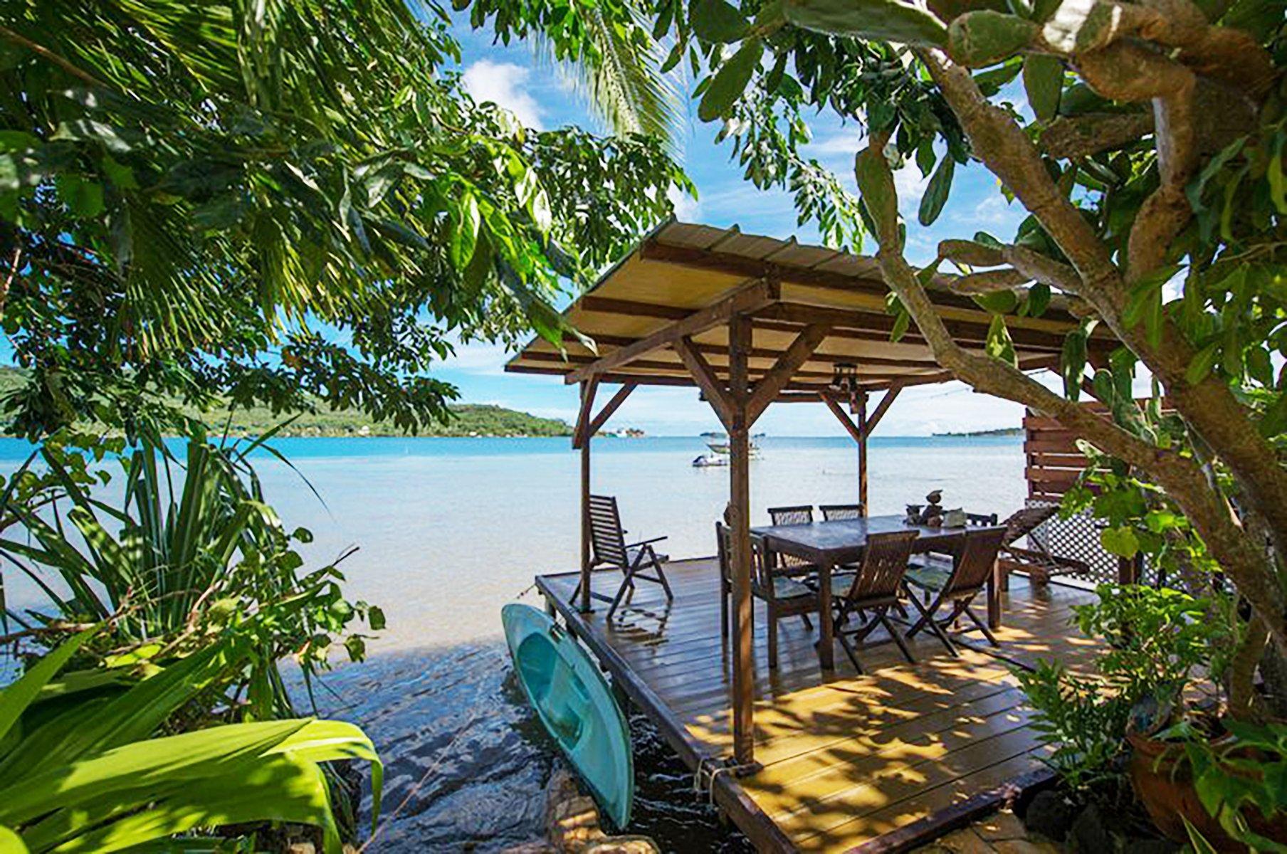 Bora-Bora, Leeward Islands, French Polynesia 1 - 11340075