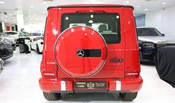 2021 Mercedes-Benz G 500