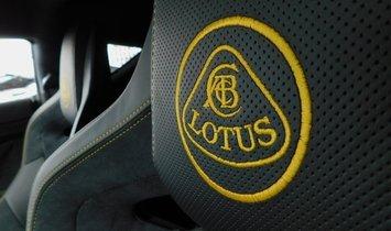 2021 Lotus Evora Base