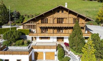 Haus in Châtel-sur-Montsalvens, Freiburg, Schweiz 1