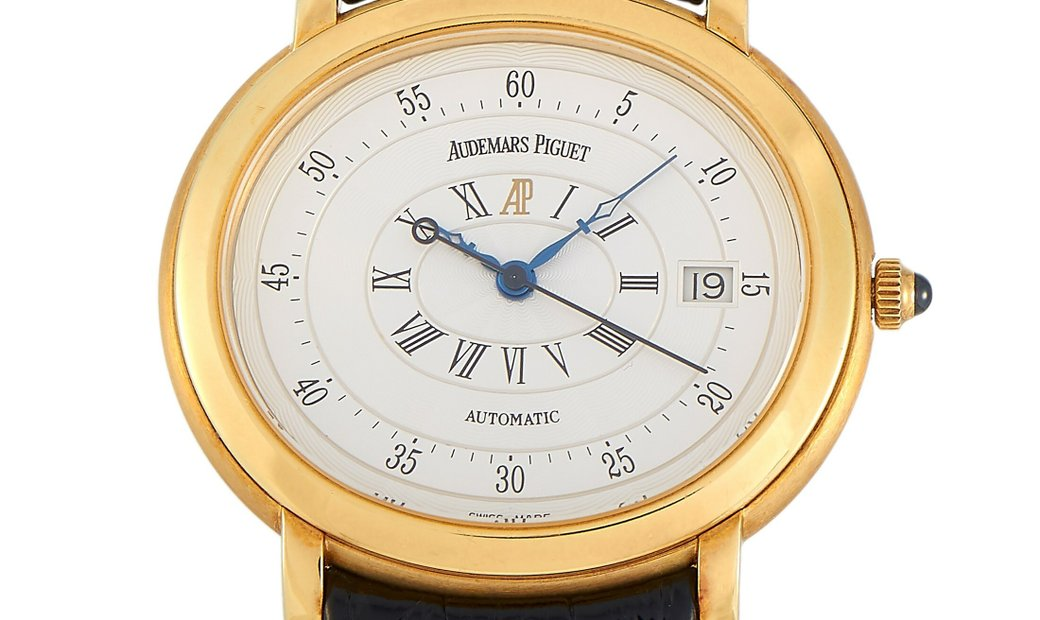 Audemars Piguet Audemars Piguet Millenary 38.5 mm 18K Yellow Gold Watch 14908BA